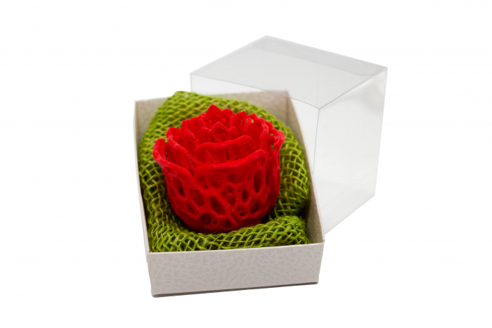 3D Voronoi Rose [3]