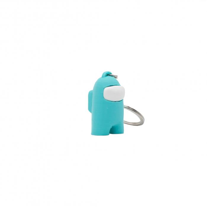 Among Us Keychain | 3D printed - albastru [0]