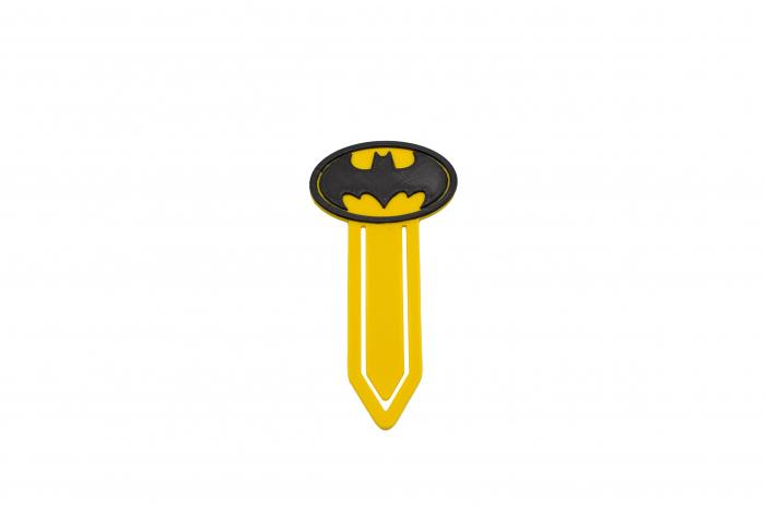 Batman bookmark - galben [1]