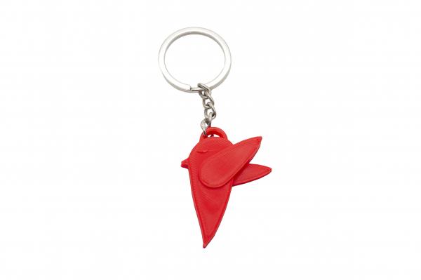Birds Love Couple keychain [2]