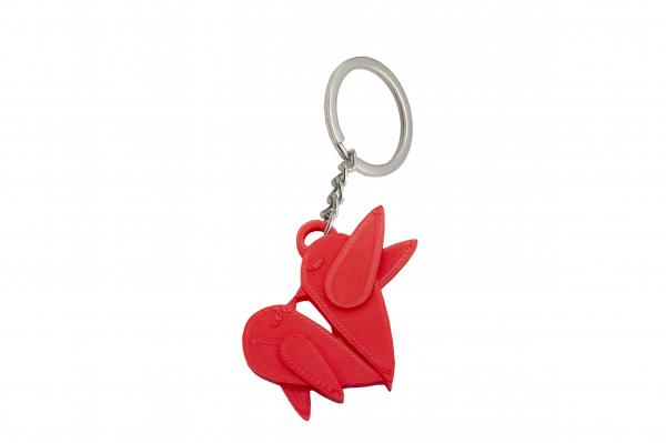 Birds Love keychain [0]