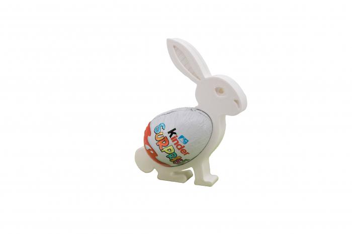 Bunny kinder egg holder [0]