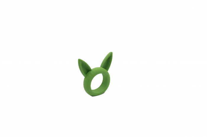 Bunny Napkin ring - verde [3]