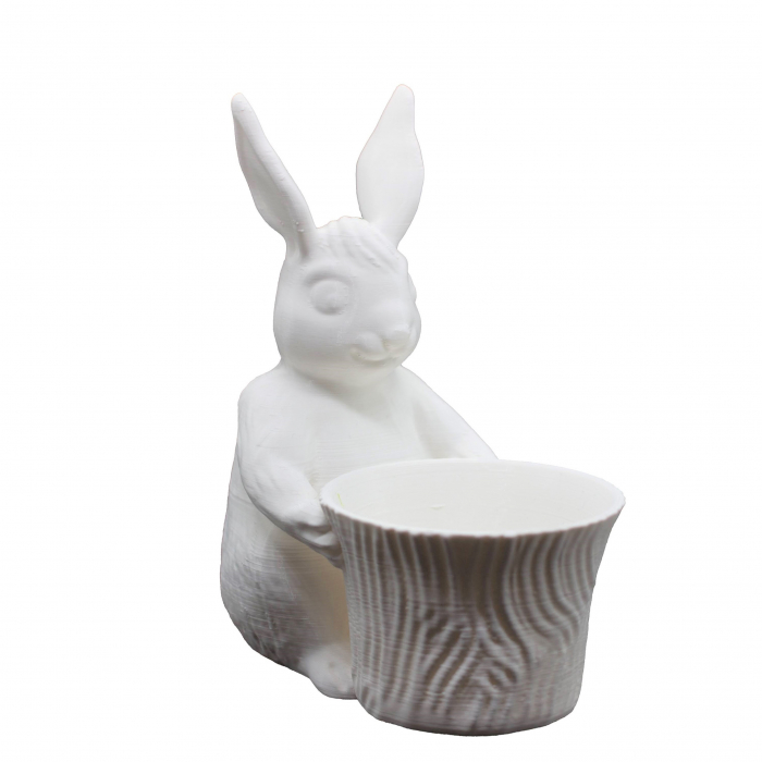 Chocolate container bunny [1]