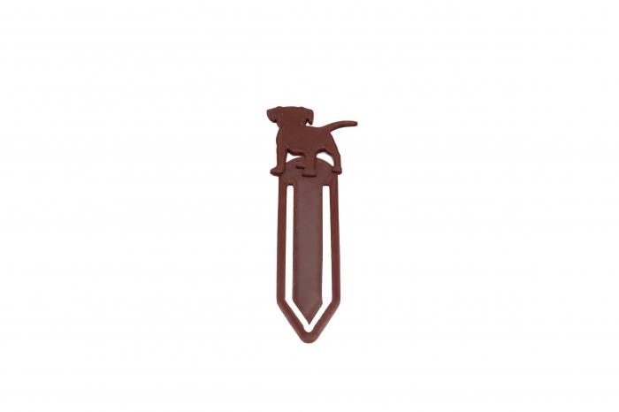 Dog bookmark - Maro [1]