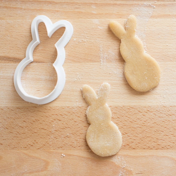 Easter's cookie cutter - Bunny [2]