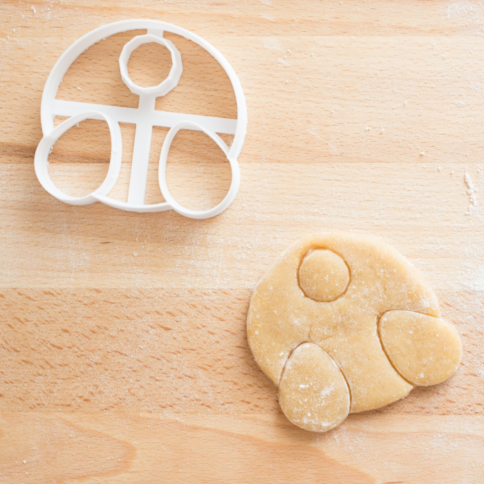 Easter's cookie cutter - Bunny bot [1]