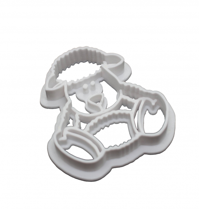 Easter's cookie cutter - Cute sheep [0]