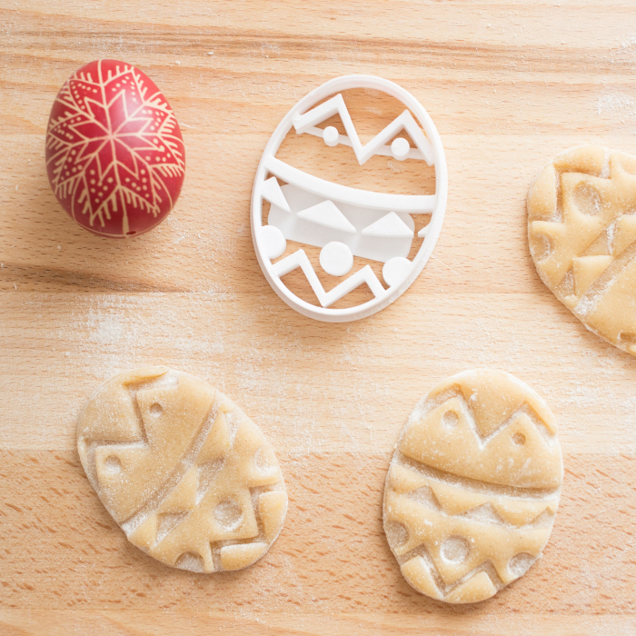 Easter's cookie cutter - Easter egg [2]