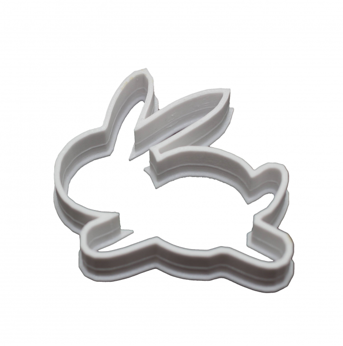 Easter's cookie cutter - Running Bunny [0]