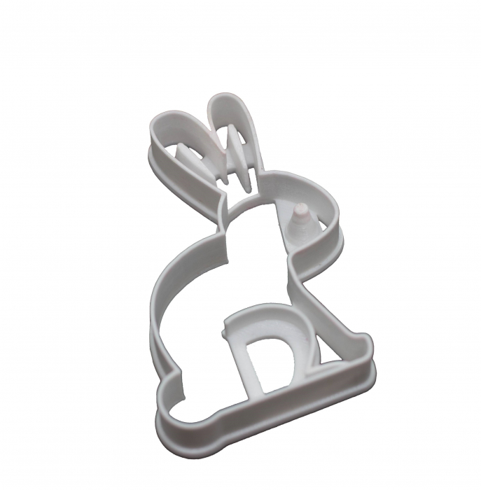 Easter's cookie cutter - Sitting rabbit [0]