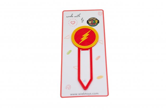 Flash bookmark - galben [0]