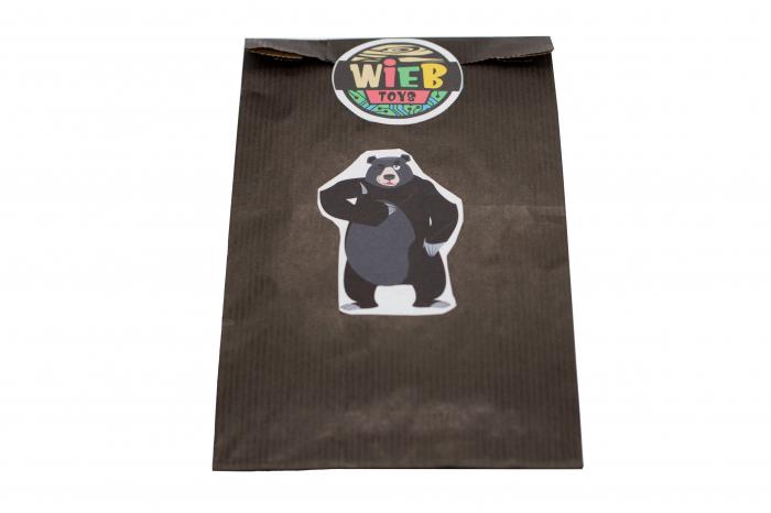 Flexi Bear - Negru [1]