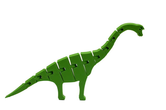 Flexi Brontosaurus - Verde [0]