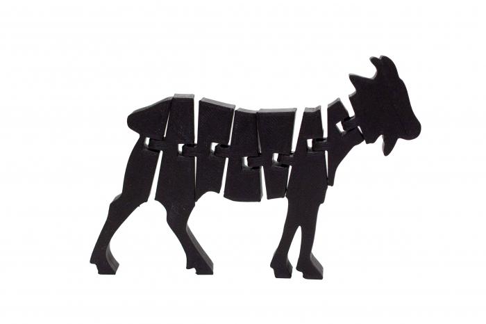 Flexi Goat - Negru [0]