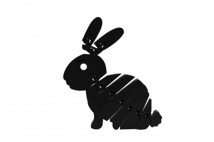 Flexi Bunny - Negru [0]