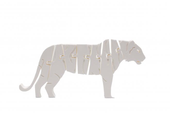 Flexi White Tiger - Alb [0]