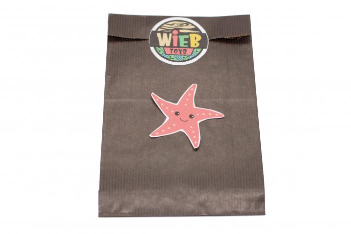 Flexi Simple Starfish - Rosu [1]