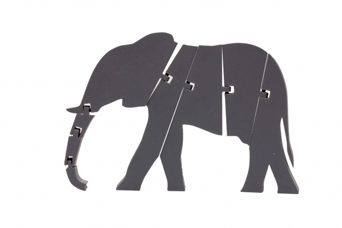 Flexi Elephant - Gri [0]