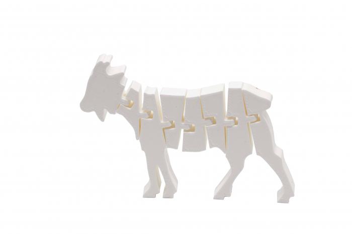 Flexi Goat - Alb [0]