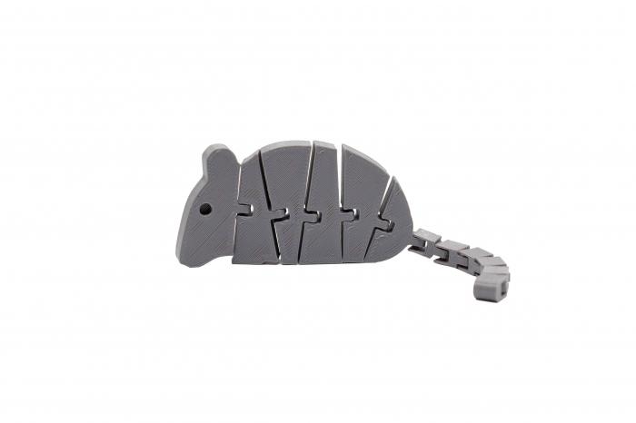 Flexi Mouse - Gri [0]