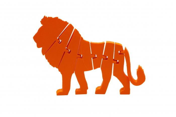 Flexi Lion - Portocaliu [0]