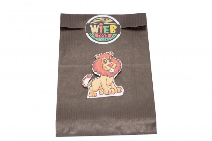 Flexi Lion - Portocaliu [1]