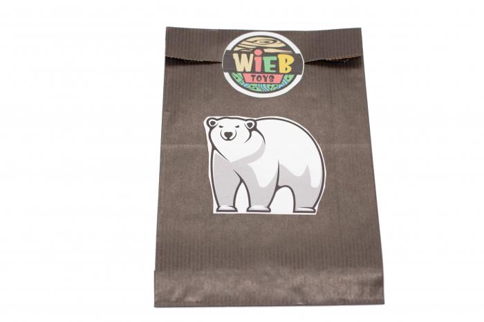 Flexi Polar Bear - Alb [1]