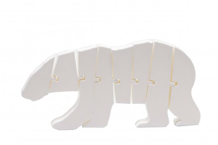 Flexi Polar Bear - Alb [0]