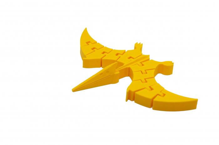 Flexi Pteranodon - Galben [0]