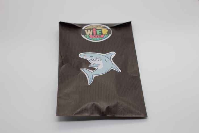 Flexi Shark - Argintiu [1]