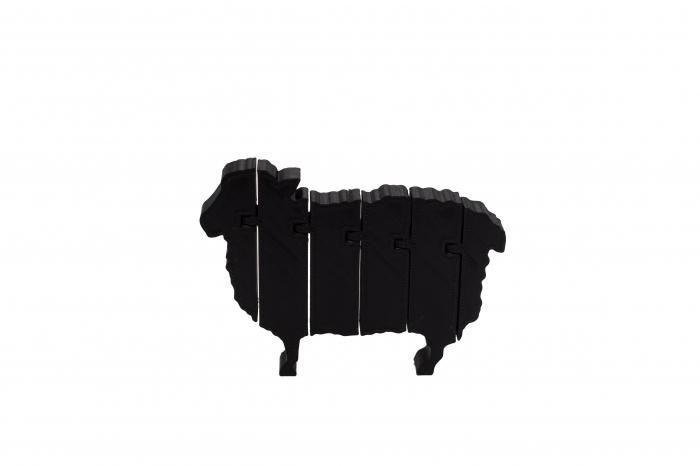 Flexi Sheep - Negru [0]