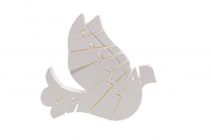 Flexi Pigeon - Alb [0]
