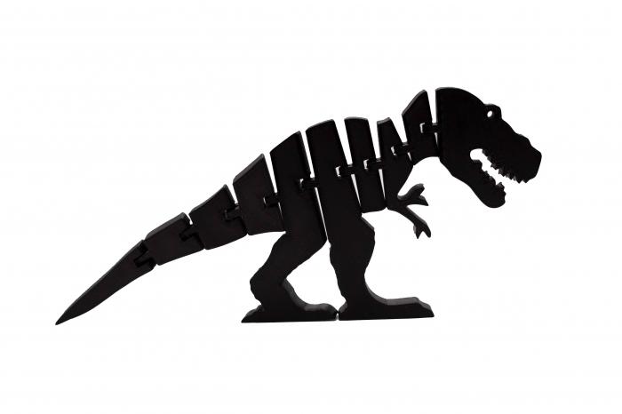 Flexi T-Rex - Negru [0]