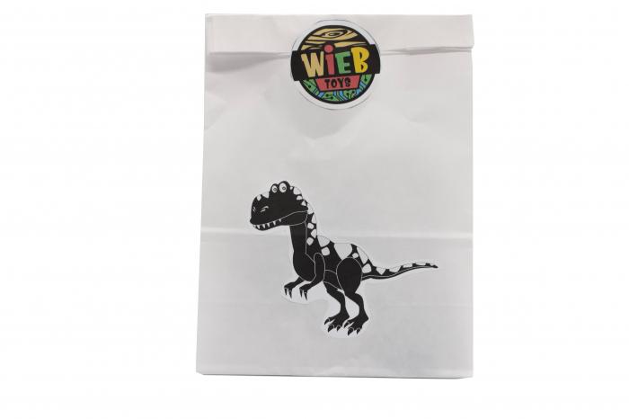 Flexi T-Rex - Negru [1]