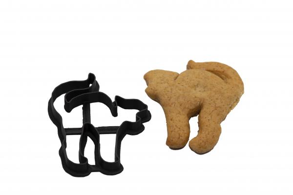 Halloween cookie cutter - Black Cat [0]
