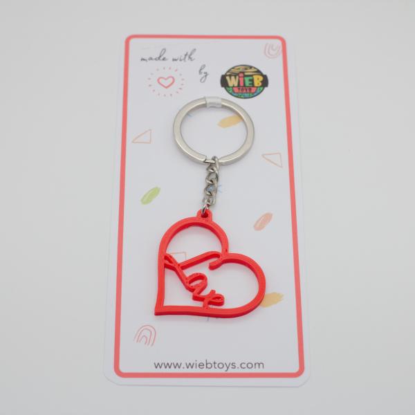 Heart Love keychain [1]