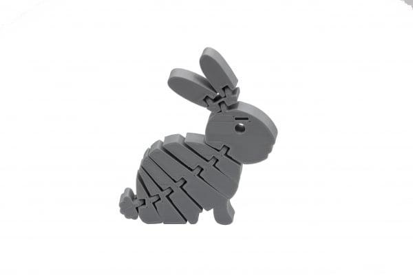 Flexi Bunny - Argintiu [0]