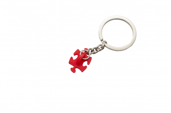 Piece of my heart Couple keychain [2]