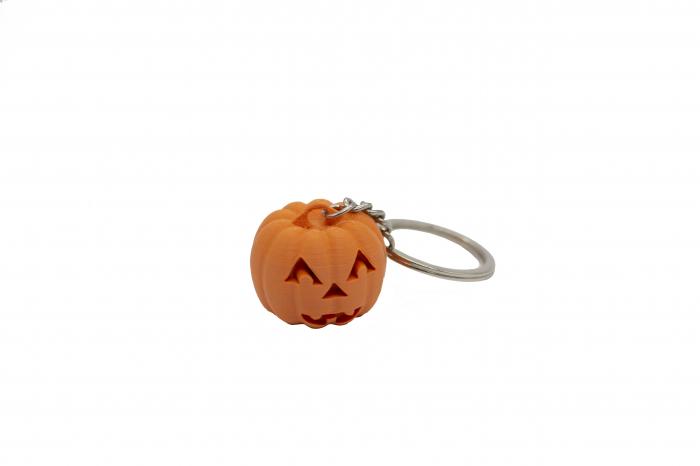 Pumpkin keychain [0]