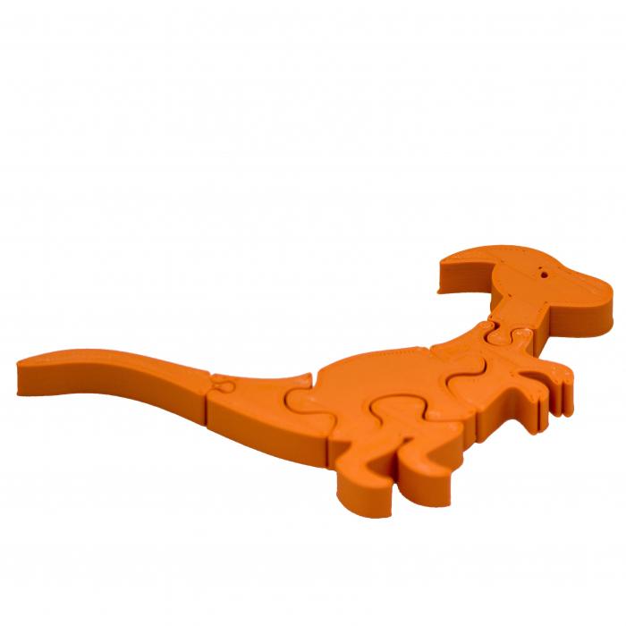 Puzzle 3D, Parasaurolophus [0]