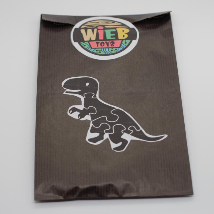 Puzzle 3D, T-Rex [1]