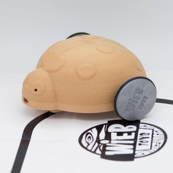 Robot Ladybug Silver - Limited edition [2]