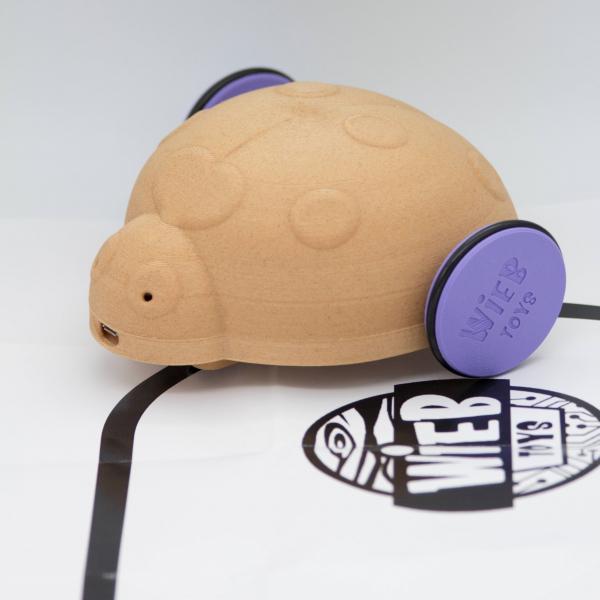 Robot Ladybug Lila - Limited edition [1]