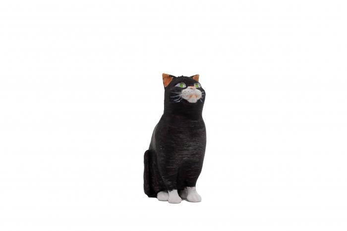Set de pictat figurina de Pisică, culori acrilice 6x3ml [1]