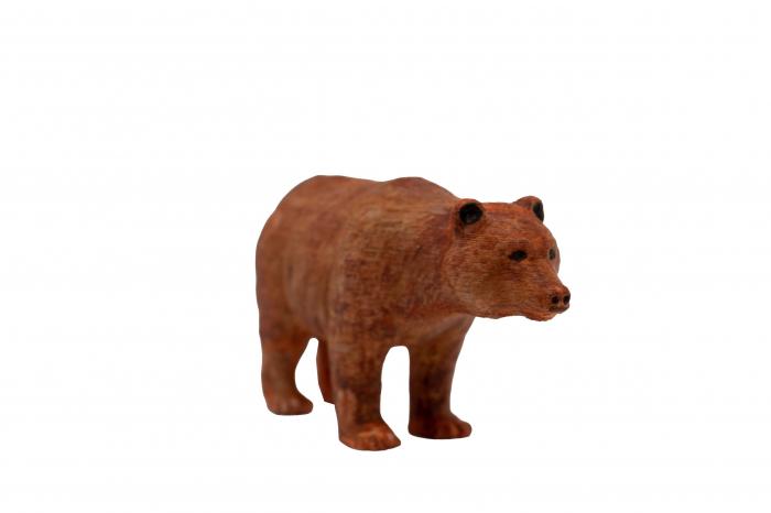 Set de pictat figurina de Urs, culori acrilice 6x3ml [1]