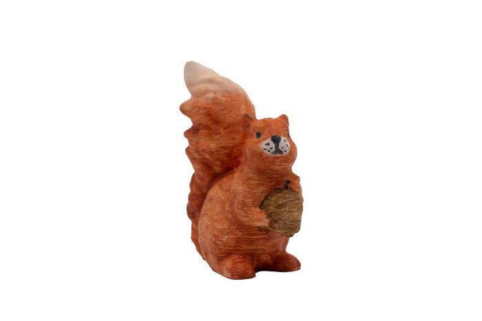 Set de pictat figurina de Veveriță, culori acrilice 6x3ml [1]