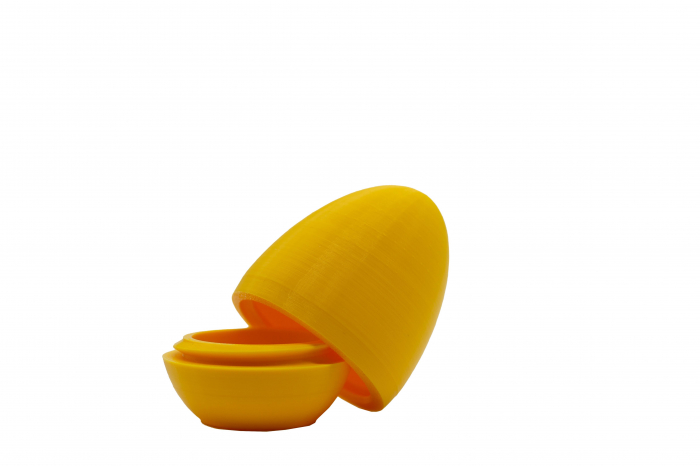Treasure Hunt Egg Containers - Galben [0]