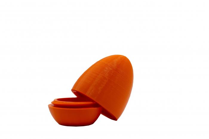 Treasure Hunt Egg Containers - Orange [0]