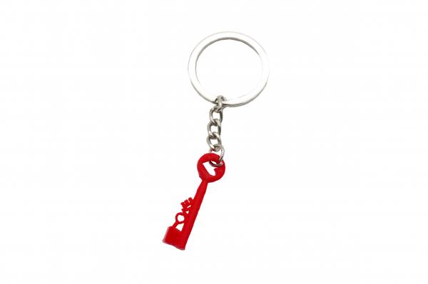 Unlock my heart Couple keychain [2]